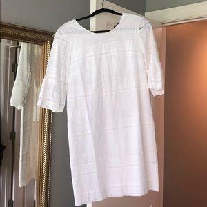 White J.Crew dress